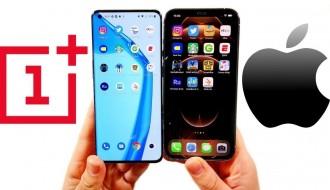 OnePlus 9 Pro ve iPhone 12 Pro Max Hız Karşılaştırması