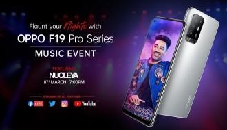 Oppo F19 Pro Serisi Tanıtım Etkinliğini İzleyin
