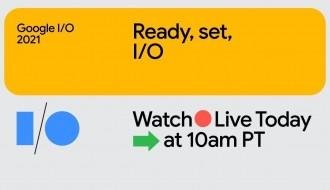 Google I/O 2021 Etkinliğini İzleyin