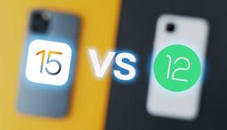 iOS 15 Beta ile Android 12 Beta Karşılaştırması