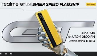 Realme GT Global Tanıtım Etkinliğini İzleyin