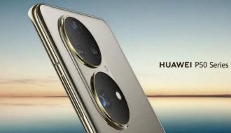 Huawei P50 Pro'nun Tasarımı Paylaşıldı