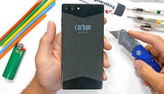 Carbon 1 MK II Dayanıklılık Testi