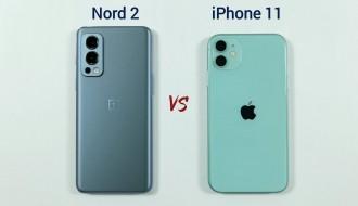 OnePlus Nord 2 ve iPhone 11 Hız & Kamera Karşılaştırması