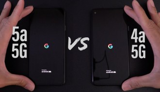 Google Pixel 5a 5G ve Pixel 4a 5G Hız Testi