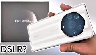 Honor Magic 3 Pro+ Kutu Açılışı ve İnceleme