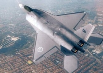 Milli jetimiz TF-X ilk defa görüntülendi