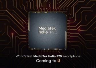 Realme U, MediaTek Helio P70 Yonga Setine Sahip İlk Akıllı Telefon Olacak