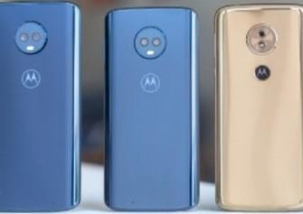Moto G7'nin Batarya Kapasitesi Güven Vermiyor