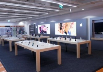 Türkiye'nin En Büyük Apple Store'u Teknosa'da Açıldı