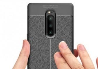 Sony Xperia XZ4'ün Tasarımı, Olixar Kılıfları Üzerinden Ortaya Çıktı
