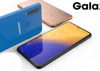 Galaxy A90, 128GB Depolama ve 3 Farklı Degrade Renkle Gelebilir