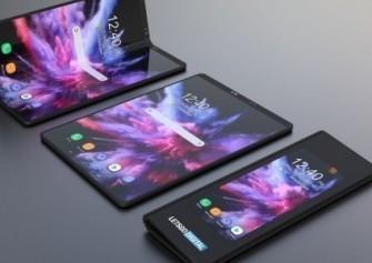 Samsung'un Katlanabilir Telefonu, Premium Galaxy S10'un İki Katı Fiyata Sahip Olacak