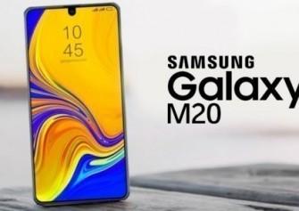 Galaxy M20'nin Sızan Fotoğrafı, Çift Arka Kamera ve Parmak İzi Tarayıcıyı Doğruladı
