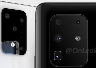 Samsung Galaxy S11+ Kamera Tasarımıyla Dikkat Çekiyor