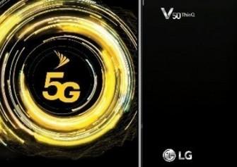 LG V50 ThinQ 5G'nin Görüntüsü Ortaya Çıktı