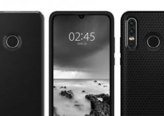 Huawei P30 Lite, Üçlü Arka Kamerası ile Ortaya Çıktı