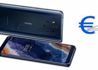 Nokia 9 PureView ve Xperia 1'in Fiyatları Sızdırıldı