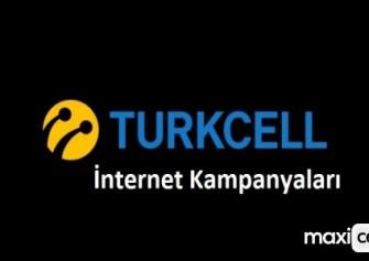Turkcell İnternet Paketleri Faturalı ve Faturasız Kampanyalar