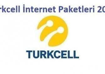 Turkcell İnternet Paketleri 2019 Tarifeleri