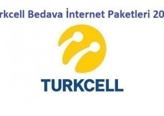 Turkcell Bedava İnternet Paketleri 2019 Yılı