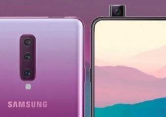 Samsung, Galaxy A90 için Çentiksiz Infinity Ekranı Onayladı