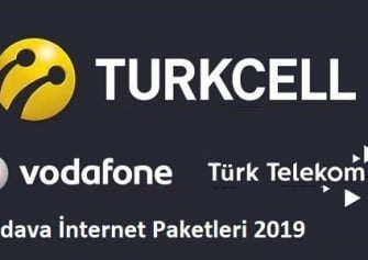 4.5G Bedava İnternet Paketleri 2019 Kampanyaları