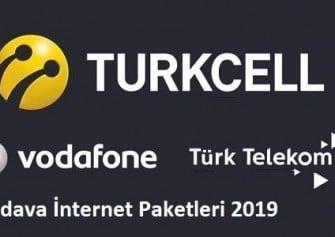 4.5G Bedava İnternet Paketleri 2019 Kampanyaları