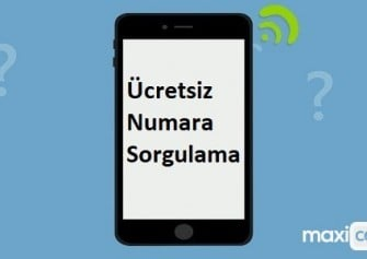 Ücretsiz Numara Sorgulama - Numara Kime Ait?