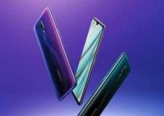 Oppo A9, 6,53 inç Ekran ve 4,020 mAh Batarya ile Duyuruldu