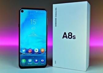 Samsung Galaxy A8s Android 9 Pie Güncellemesi Yayınlanmaya Başladı