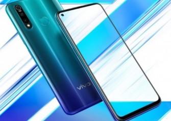 Vivo Z5x Ekran İçi Ön Kameralı Tasarımıyla Beraber Duyuruldu