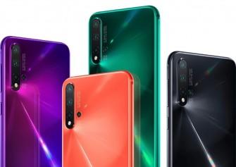 Huawei Nova 5 ve Nova 5 Pro İlgi Çekici Özellikleriyle Beraber Tanıtıldı