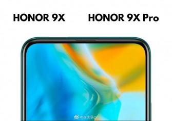 Huawei Honor 9X Üçlü Arka Kamerayla Beraber Geliyor