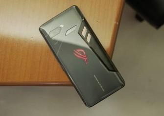 Snapdragon 855 Plus İşlemcili Asus ROG Phone 2'nin Tasarımı Ortaya Çıktı