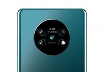 Huawei Mate 30 Pro'nun Kıvrımlı Ekranı Dikkatleri Üzerine Çekiyor