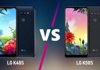 LG'nin Yeni Orta Seviye Cihazları K50S ve K40S Duyuruldu