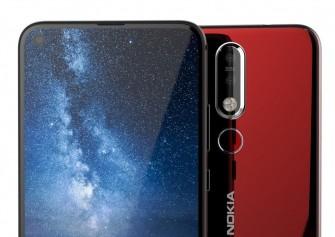 Nokia 7.2'nin Canlı Fotoğrafları Sızdırıldı