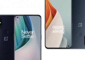 OnePlus Nord N10 5G ve N100 resmi olarak duyuruldu