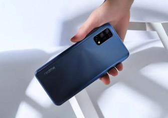 Realme 7 5G resmi olarak duyuruldu