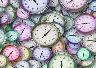Telefonda Kronometre Nerede?
