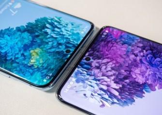 Samsung Galaxy S20 ve S20+ resmi olarak tanıtıldı