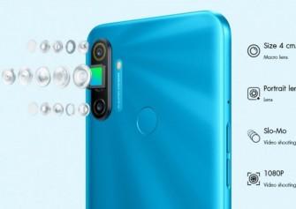 3 kameralı Realme C3 resmi olarak duyuruldu