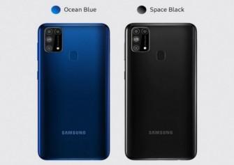Samsung Galaxy M31 resmi olarak tanıtıldı