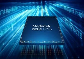 MediaTek, Helio P95 işlemcisini resmi olarak tanıttı