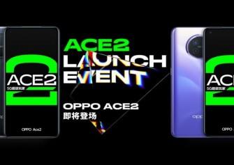 Oppo Reno Ace 2'nin resmi basın görselleri ortaya çıktı