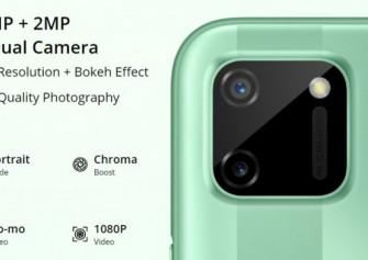 Realme C11 resmi olarak duyuruldu