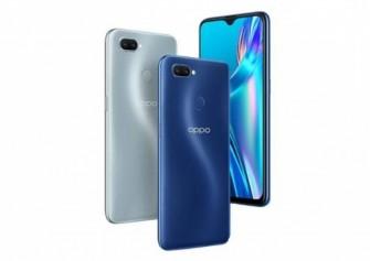 Oppo A12s resmi olarak duyuruldu