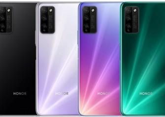 Honor 30 Lite resmi olarak duyuruldu