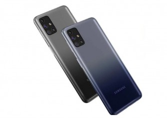 Samsung Galaxy M31s resmi olarak duyuruldu